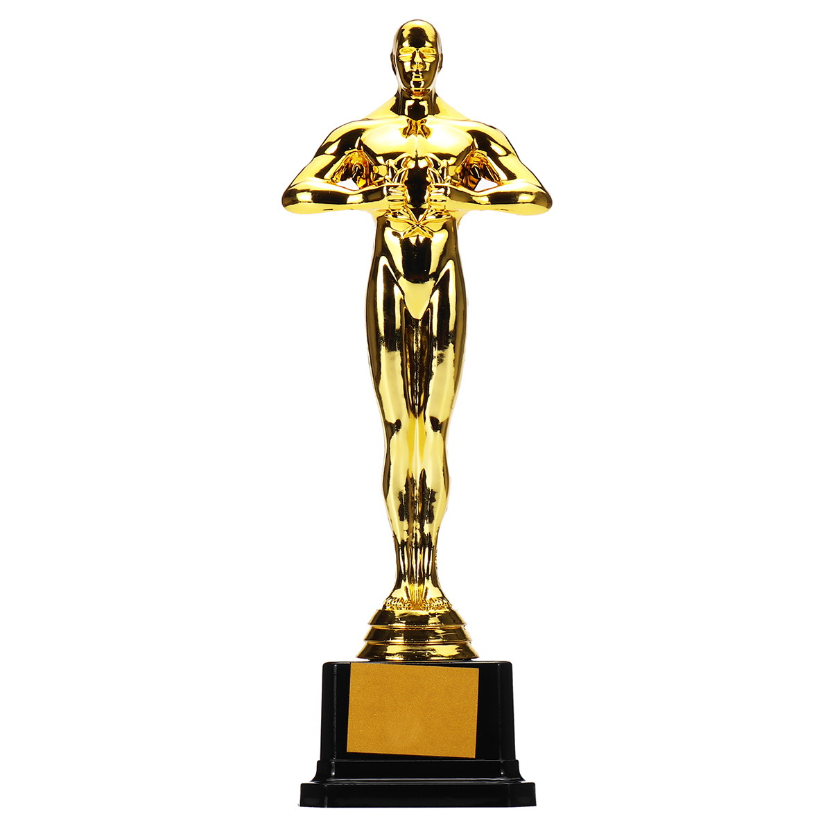 Oscar Trophy Awards Plastic Gold-Plated-Replica Team Sport Competition Craft Souvenirs Party Celebrations Gifts 18cm 21cm 26cm
