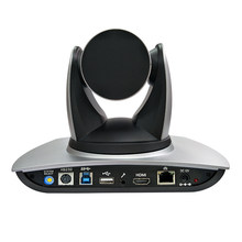 2MP 1080P60fps IP PTZ Camera Conference Video Audio Network RTSP RTMP ONVIF Plug and Play with USB and HDMI Output