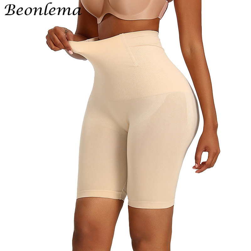 Beonlema Butt Lifter Control Panties Women Shapewear Waist Trainer Body Shapers High Waist Underwear Everyday Postpartum Shaping