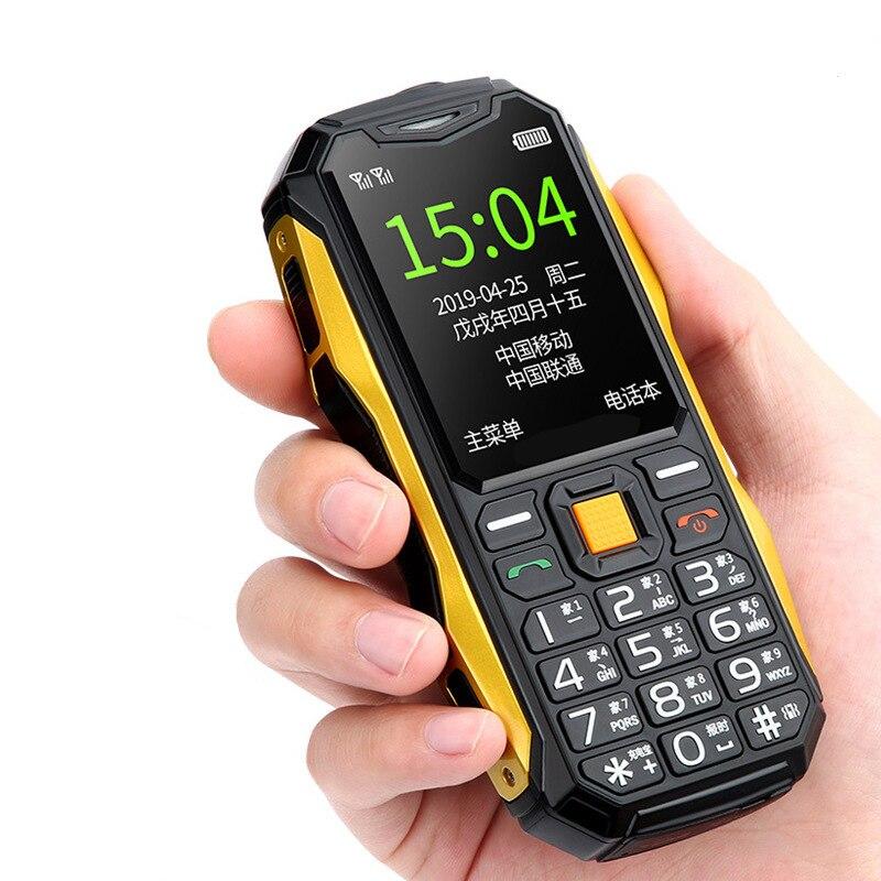 Беспроводной мини-телефон Elder Man с GSM двумя sim-картами, радио, светодиодный фонарик, телефон для пожилых студентов, офисный дом