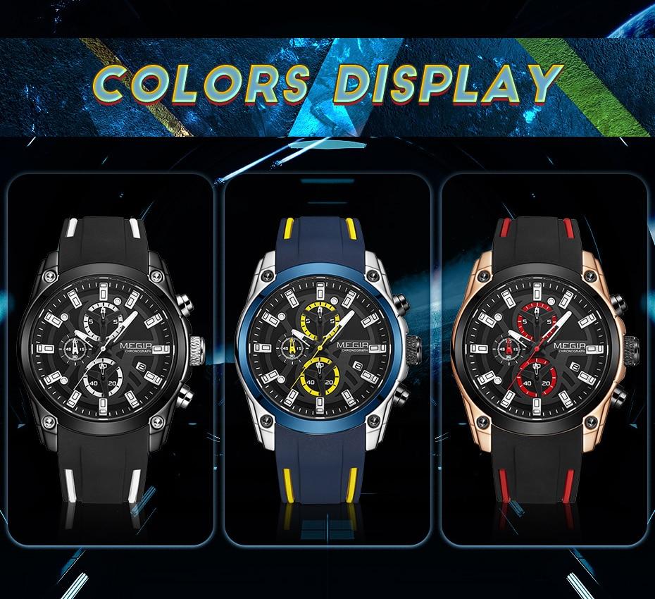 Ha9676d65d508403892ccd320d94701a7g MEGIR 2020 Blue Sport Watches for Men