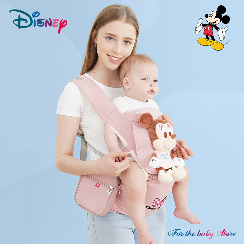 2020 Dropshipper Vip Disney Ergonomic Baby Carriers Backpacks 0-36 Months Newborn Kangaroo Carrying Belt For Mom DadInfant Baby