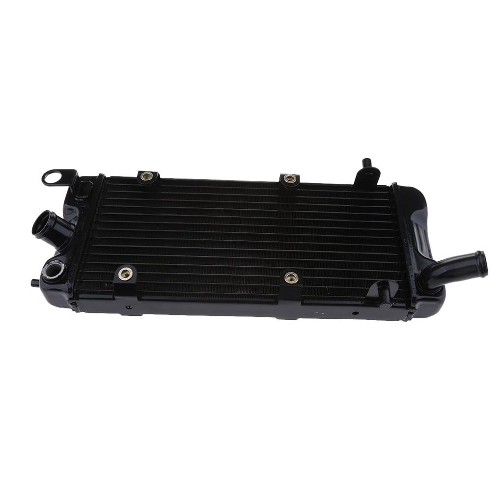 Refroidisseur de radiateur de moteur de réservoir d'eau d'alliage d'aluminium refroidissant pour Honda Steed 400 600 1990-1996