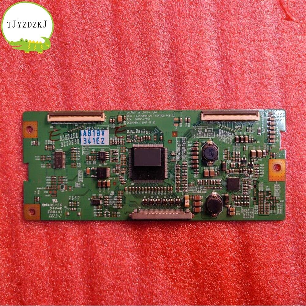 Good Test Original T-CON For LG 42XV500C 6870C-4200C Screen LC420WUN-SAA1 LC470WUN Logic Board 47pfl5603d/27