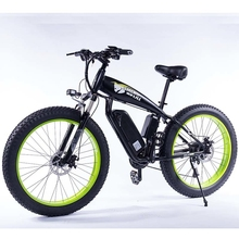 SMLRO48v 350w e-bike 26inch fat tire bicycle e bike Mountain 35km/h Exercise Electric Bike wholesale