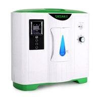 DEDAKJ-generador de oxígeno portátil, máquina generadora de oxígeno, oxigeno, cuidado, versión en inglés, DE-2A, 2L-9L