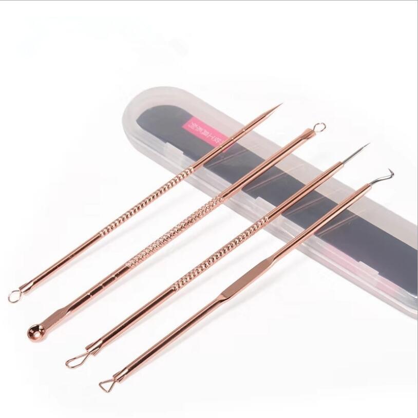 acne comedo máquina conjunto remoção espinha agulha