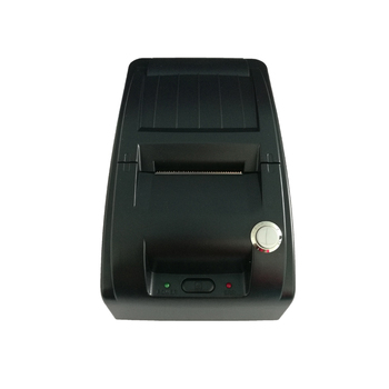Thermal printer Can change print text via PC for Wireless queue management system