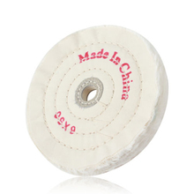 цена на Polish Polishing Wheel Mop Disc Grinder Jewelry Buffing Flannel Metal Kit Attachment Cloth