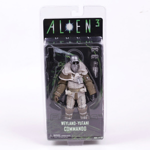 Image 4 - NECA ALIEN 3 Ellen Ripley / Dog Alien / Weyland Yutani Commando Collection 7 Action Figure Model Toy