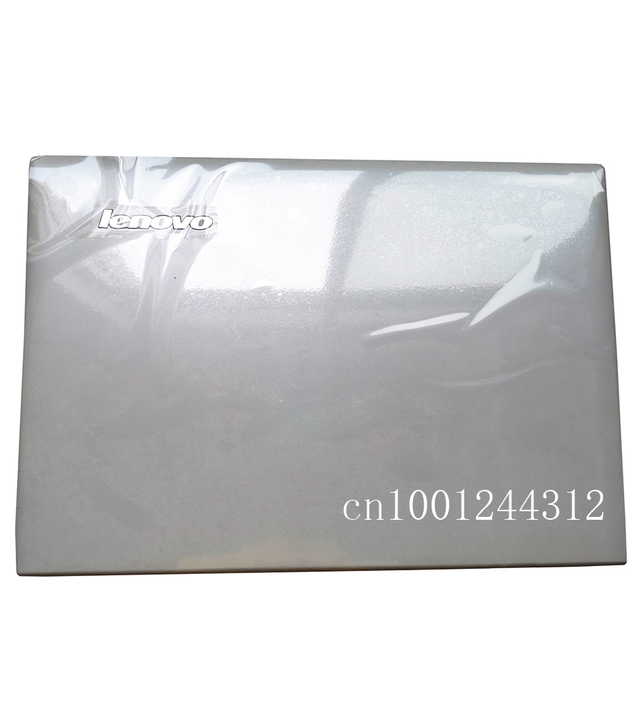 New Original For <font><b>Lenovo</b></font> <font><b>Z500</b></font> P500 LCD Rear Top Lid Back Cover Touch 90202122 AP0SY000130 image
