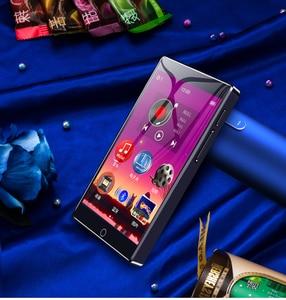 Image 5 - Nieuwste Ruizu H1 4.0 Inch Full Touch Screen MP3 Speler Bluetooth 8 Gb Muziekspeler Met Ingebouwde Luidspreker Ondersteuning Fm radio Opname