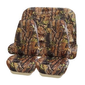 Image 4 - Four seasons Waterproof Hunting outdoor fishing universal car seats covers for jeep animals easy disassemble cleaning travel