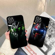 Kawasaki Ninja moto Phone Case For iphone 5s 6 7 8 11 12 plus xsmax xr pro mini se Cover Fundas Coque