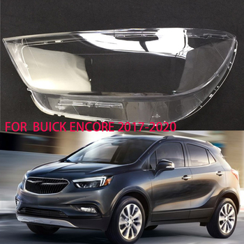 for buick encore 2017-2020 lens Headlight Repair Parts Headlight transparent shell  protection lampshade Headlight lampshade