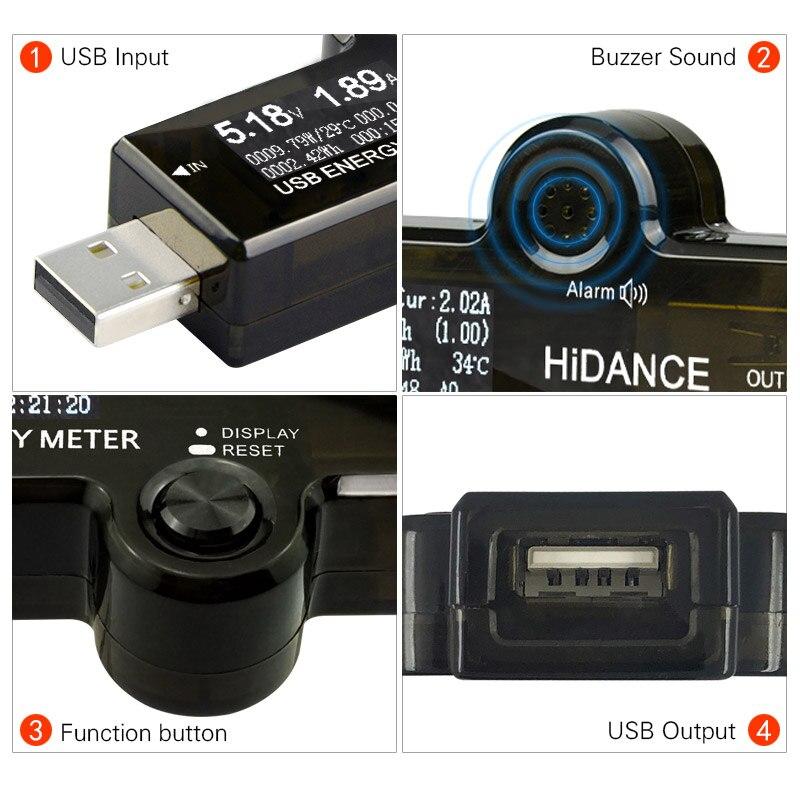 Ha96a9b9a9e6747ecb91a6159004eb463q USB 3.0 TFT 13in1 USB tester APP dc digital voltmeter ammeter voltimetro power bank voltage detector volt meter electric doctor