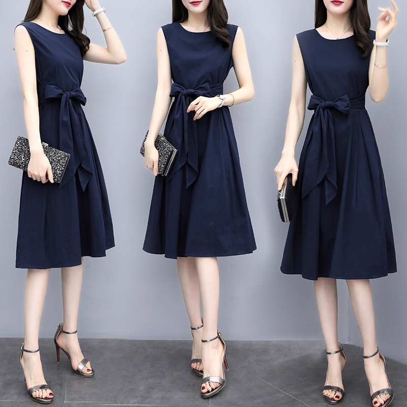 France Fu Gu Qun Yamamoto Over-the-Knee Very Fairy Of Non-mainstream Dress Summer Spring Clothing 2019 New Style Women's Summer