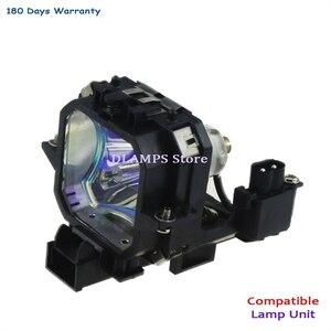 Image 1 - Bombilla de repuesto del proyector ELPL27 V13H010L27, compatible con EPSON EMP 54 / EMP 54C / EMP 74 / EMP 74C