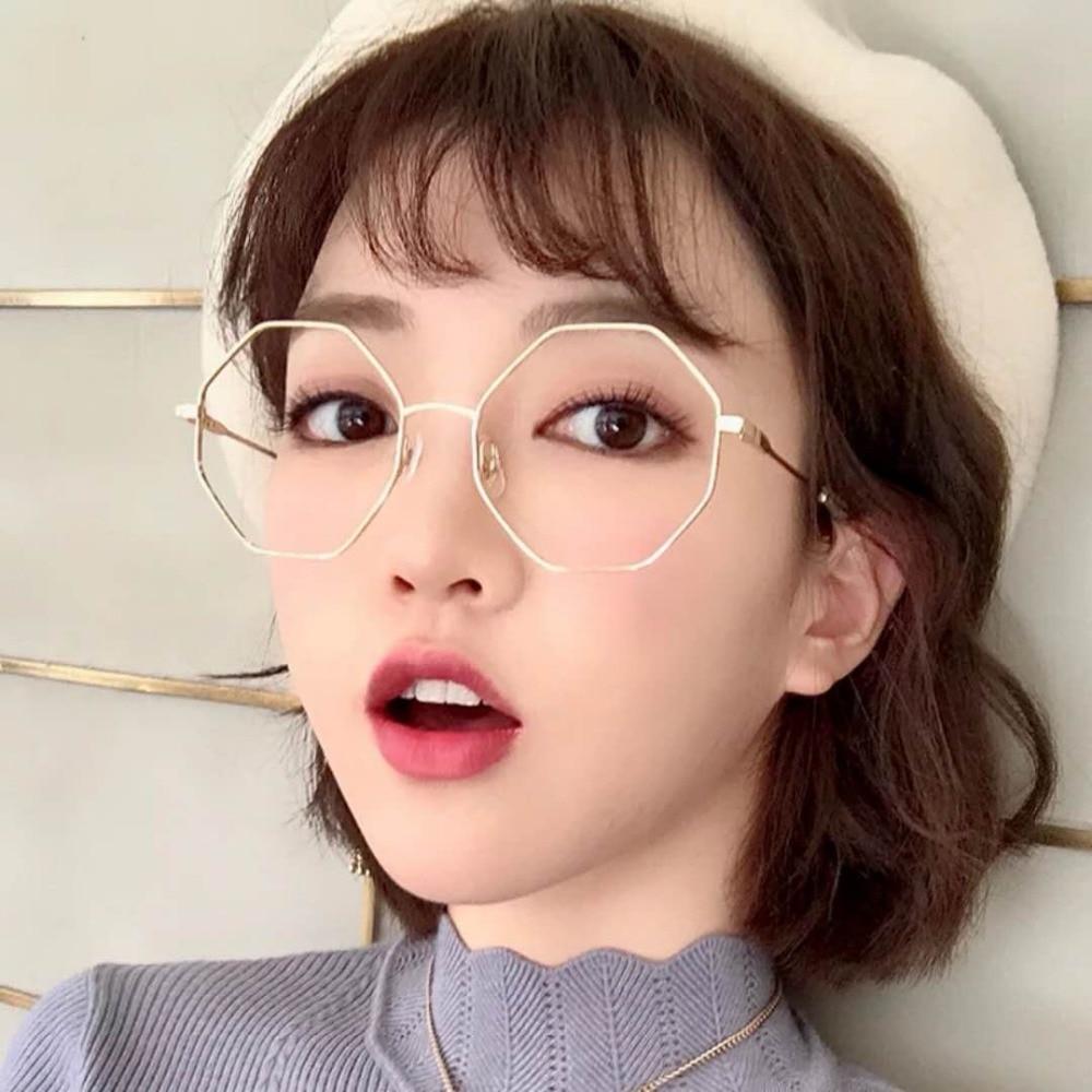 C5899 Women Korean Glasses Lens Sunglasses Eyewear Frame GlassesWomen Korean Drive Goggles