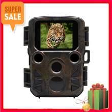 1080p 12mp mini caça trail câmera de visão noturna wildcamera vida selvagem photoshooting movimento ativado portátil caça câmera
