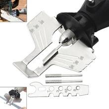 Chain Sharpening Teeth Kit Chainsaw Sharpener Saw Power Grinding Tool JA55