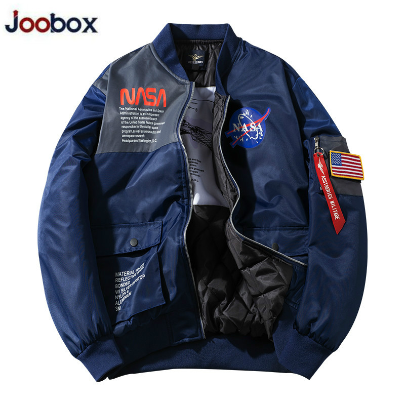 Interstellar bomber jacket