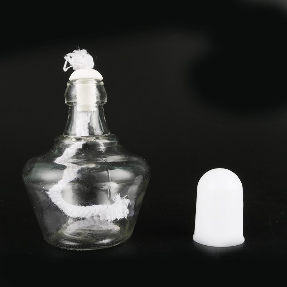 250ml Chemistry Glass Alcohol Burner Lamp Chemistry Biological Lab Heating Laborotary Teaching Equipment 1 Pc
