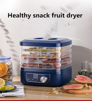 Fruit dryer food dryer fruit vegetables pet meat food air dryer small household цена 2017