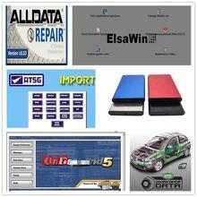 2020 venda quente alldata 10.53v reparação de software vividworkshop mit//chell od5 atsg elsawin6.0 26in 1tb hdd usb 3.1 frete grátis