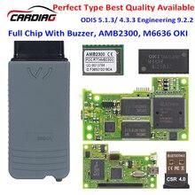 5054A 5054 OKI ODIS V5.1.6 lecteur de Code Original pour VAG, outil de Diagnostic automatique de voiture, Scanner, prise OBD2, AMB2300 module bluetooth