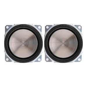 Image 3 - AIYIMA 2Pcs 2 Inch Audio Full Range Speaker Unit 52MM 8 Ohm 10W Uplifting Angle Waterproof Sound Speaker Driver DIY Home Theater