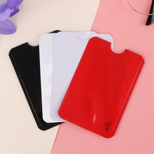 цены 10PCS Credit Card Protector Secure Sleeve RFID Blocking ID Holder Foil Shield