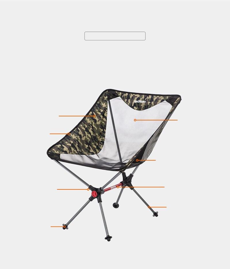 pesados camuflagem pesca cadeira