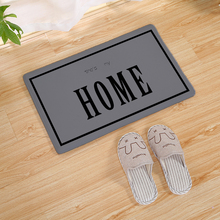 HOME Bedroom Rugs Nordic Style Creative Floor Mats Imitation Ieather Doormat Home Decoration Mat In The Hallway Donut