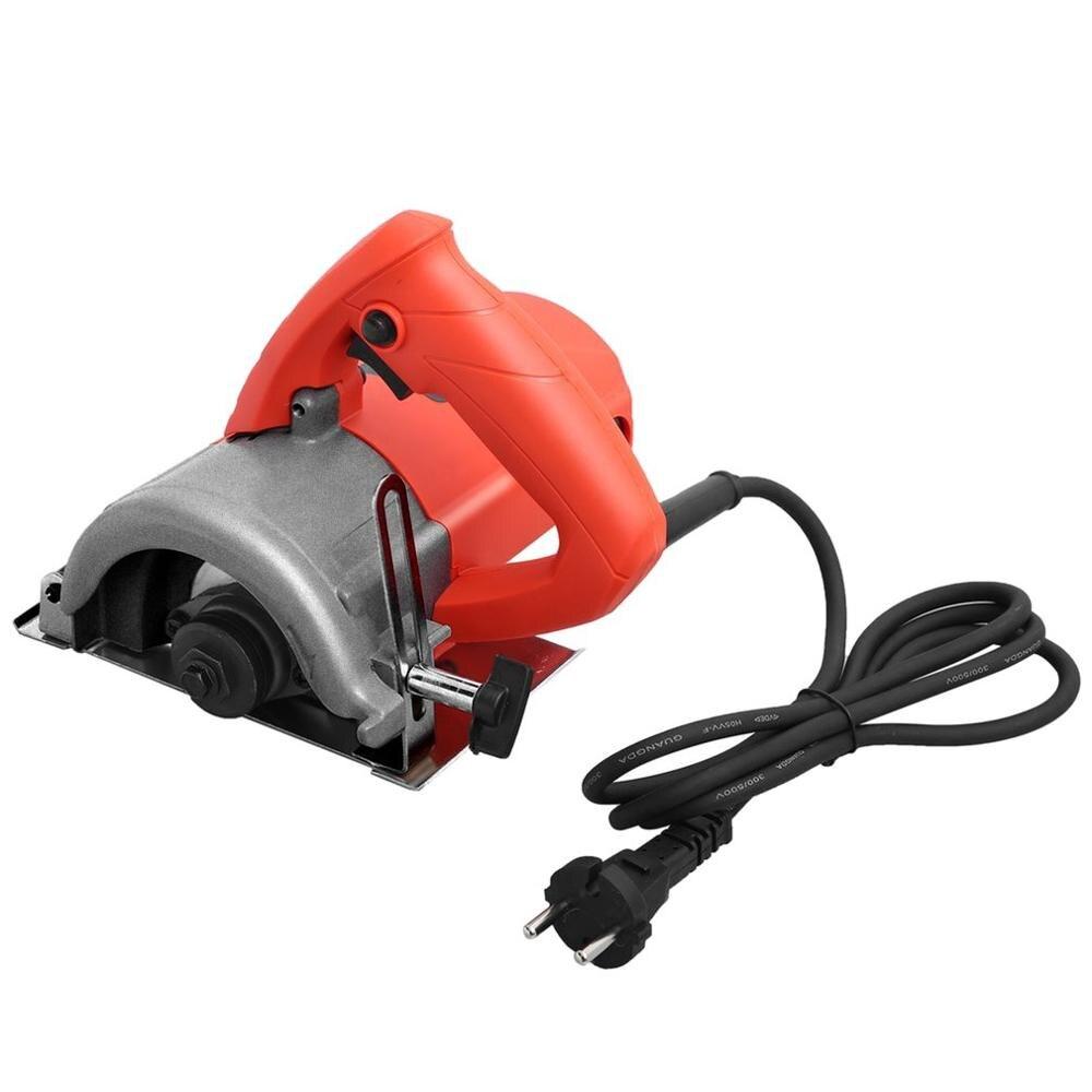 Scie circulaire multi-usages MK5008 1460W scie circulaire électrique 110MM lame diemètre scies électriques outil électrique prise EU