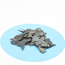 Cobalt Sheet 99.99% High Purity Metal Electrolytic Co Plate for Research and Development Element Substance