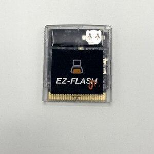EZGB EZ-FLASH Junior GB GBC Custom Game Cartridge Remix Game card for GAMEBOY DMG GBP GBC Game Console Game Game Cartridge(China)