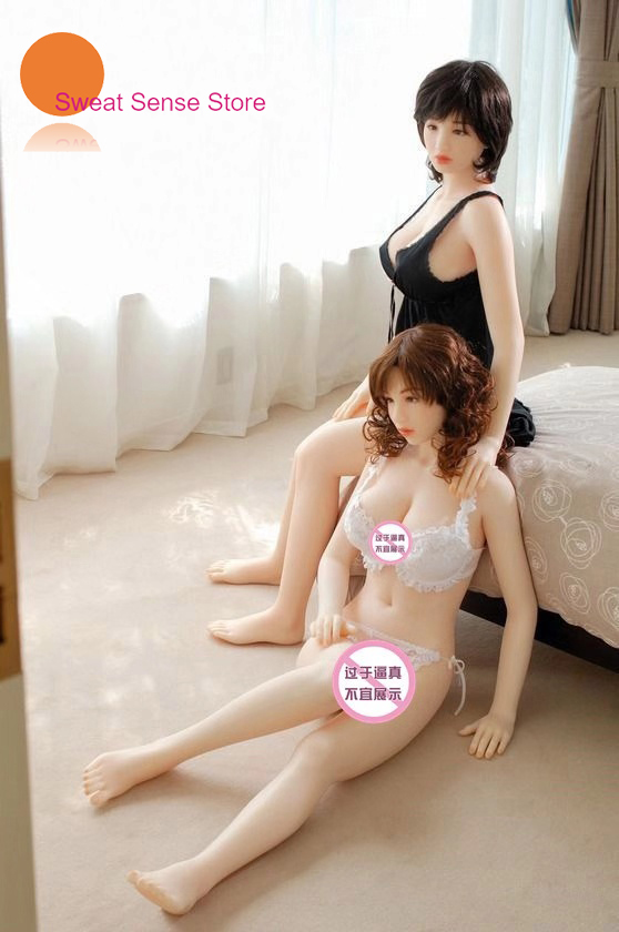 160CM Lifelike Adult Love Dolls Vagina&Anal&Hand*Head Non-inflatable Sex Doll Japanese Doll