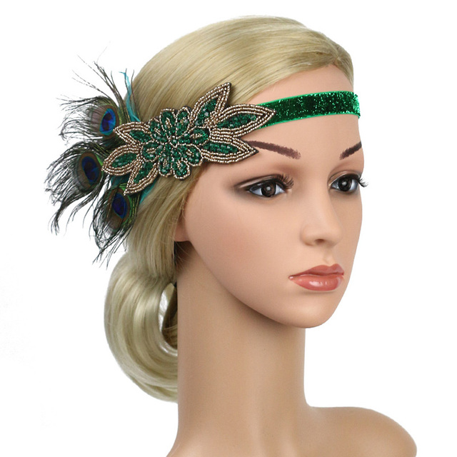 Gatsby accessories set for women