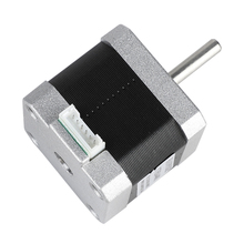 цена на 1.5A 17HS4401  42 Motor Hybrid Stepper Motor 17 Stepper Motor 40N.cm 4-Lead Printer Motor Accessoriesor for CNC 3D Printer S12