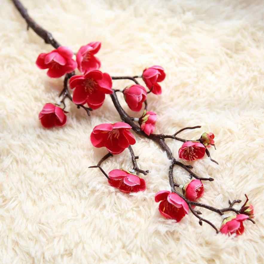 Bricolage Daimond peinture fleurs rouges 5D Daimond broderie plein carré/rond point de croix strass décoration de mariage cadeau M1097