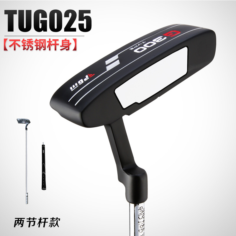 PGM Genuine Golf Club Putter With Cover for Male G300 Beginners Exercise Zinc Alloy 34'' Right Hand Men Steel Black Putter|Golf Clubs| |  - title=