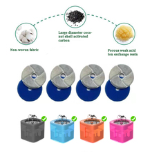 ACTIVATED-CARBON-FILTER Fountain Pet Cat-Water Automatic for 8/12PCS