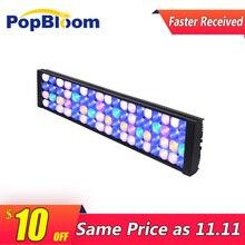 PopBloom Fish Tank LED Lights for Aquarium Plant LED Aquarium Light Full Spectrum Freshwater Fish Tank Plant Lighting