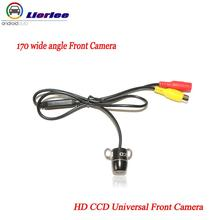 HD CCD universal front camera / car front