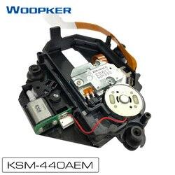 Замена лазерной линзы для PlayStation 1 KSM 440AEM, устройство для чтения и ремонта приставок KSM 440 AEM PS1, Замена лазерной линзы