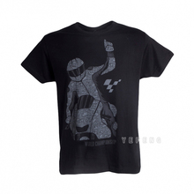 T-Shirts Moto Racing Clothing Short Tee Riding Fans Locomotive Fashion
