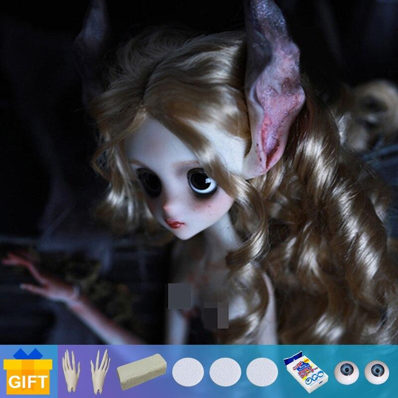 Shuga Fairy Jijola Doll BJD 1/4 High Quality Toys Resin Doll Figures Gift For Girls Boys