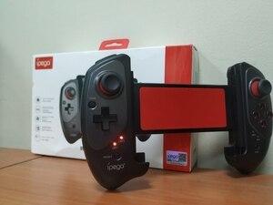 Drop IPEGA PG-9083s Bluetooth геймпад беспроводной Телескопический игровой контроллер практичный растягивающийся джойстик для iOS/Android/WIN