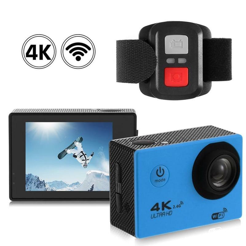 AMS 4K câmera de ação wifi 1080